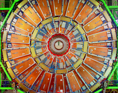 Simon Norfolk, 'Large Hadron Collider no.6', 2007