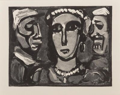 Georges Rouault, 'A pair of prints'
