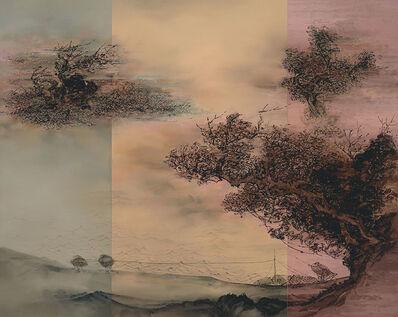 He Sen, 'Landscape', 2018