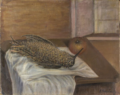 Riccardo Francalancia, 'The woodcock', 1945