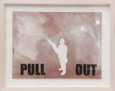 Joe Nanashe, 'Pull Out', 2015