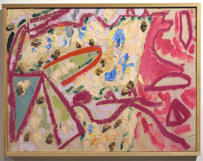 Larry Poons, '01AS-3', 2001