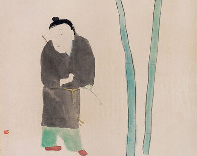 Wang Mengsha 王濛沙, 'Search for Spring 尋春', 2015
