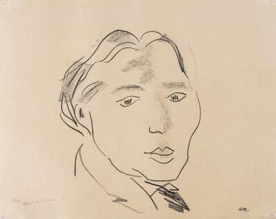 Henri Matisse, 'Cortot (Mondain) (D476)', 1926