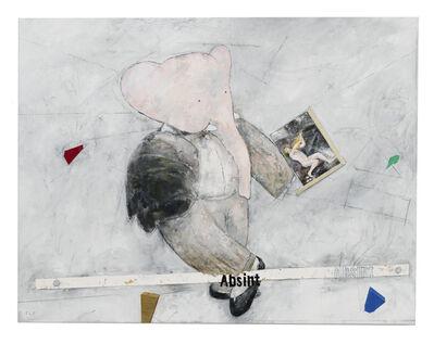 PG Thelander, 'Absint - Elefant II', Early 21st Century