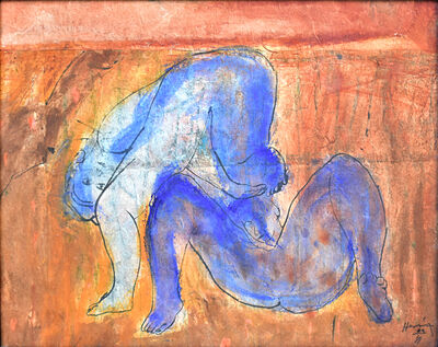 Sergio Hernández (b. 1957), 'Untitled', 1984