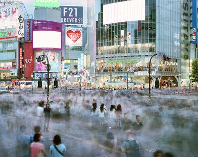 Martin Roemers, 'Shibuya Crossing, Shibuya-ku, Tokyo, Japan', 2013