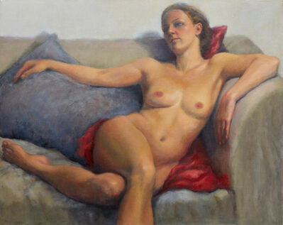 Lois Chiles, 'Italian Girl', 2014