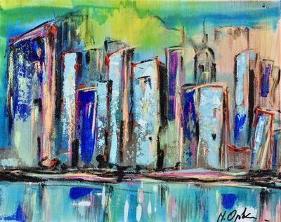 Marta Oppikofer, 'Hello City 1', 2017
