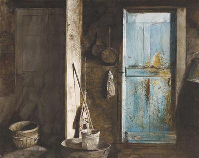 Andrew Wyeth, 'Alvaro and Christina', 1968