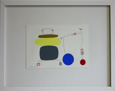 Soonae Tark, 'Workonpaper 12-2', 2012