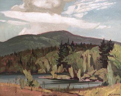 Alfred Joseph Casson, 'On the Madawaska - Below Palmer Rapids', ca. 1960
