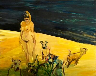Deborah Brown, 'Yellow Sands 1', 2018