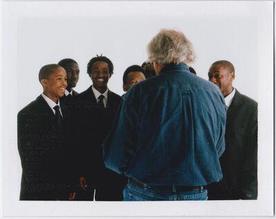 William Klein, 'Pele', 2003