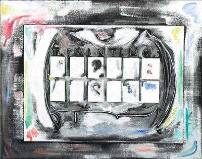 Gerda Scheepers, '12 paintings', 2012