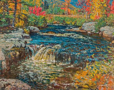 John Joseph Enneking, 'Trout Pond'
