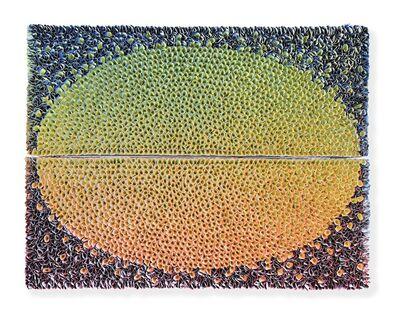 Zhuang Hong Yi, 'Flowerbed B20-C049 Diptych', 2020