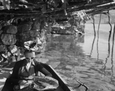 Jacques Henri Lartigue, 'Florette, Talloires, août', 1943