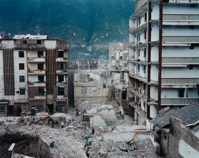 Edward Burtynsky, 'Wushan #5, Yangtze River, China', 2002
