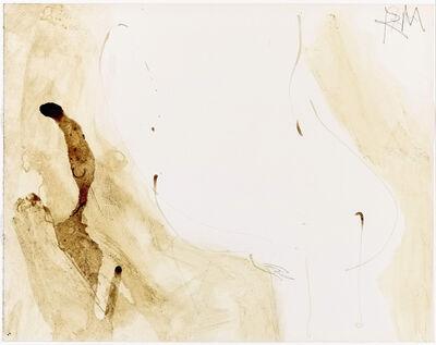 Robert Motherwell, 'Pregnant Nude No. 1', 1958