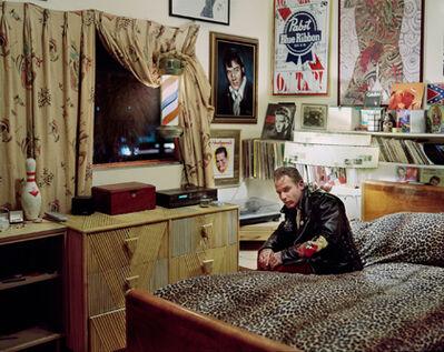 Jennifer Greenburg, 'Donnie Hawley in his bedroom, Costa Mesa, California', 2005