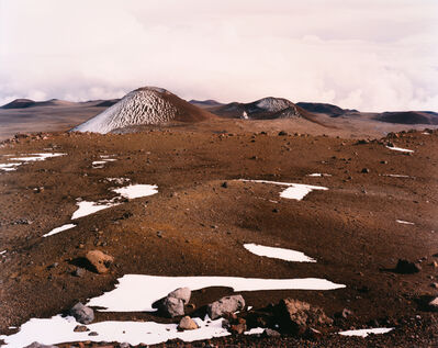 Laura McPhee, 'Satellite Dish near the Summit of Mauna Kea, Hamakua, Hawai'i, 1996, from the series No Ordinary Land', 1996