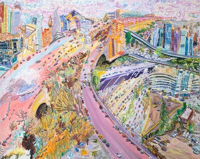 Olive Ayhens, 'Hyper Urban', 2015-2016