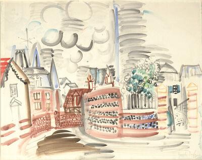 Raoul Dufy, 'Trouville in Normandy (Trouville en Normandie)'
