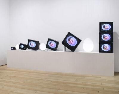 Nam June Paik, 'Living Egg Grows', 1994