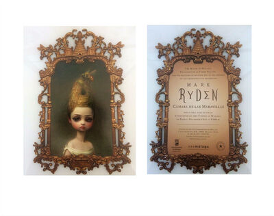 "Mark Ryden, '""Cámara de las Maravillas"", 2017, SIGNED Exhibition Invitation Edition, Contemporary Art Center of Málaga Spain', 2017"
