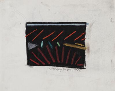 Jeremy Moon, 'Drawing [70]', 1970