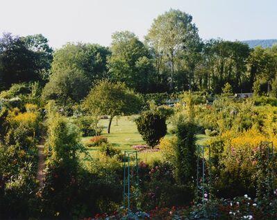 Stephen Shore, 'Overview of Garden ', 1979