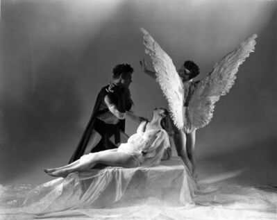 George Platt Lynes, 'Orpheus (Lev Christian and Marie Jeanne)', 1936