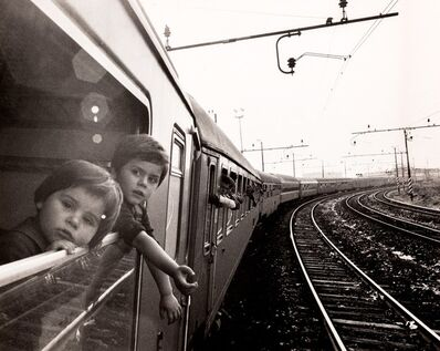Mimmo Jodice, 'Untitled (On the train)', 1975