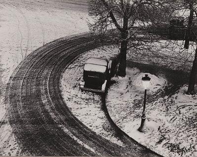 P. Schulz, 'Le Grand Tournant, Soirée d'Hiver (The Great Turn, Winter's Eve)', 1938/1938