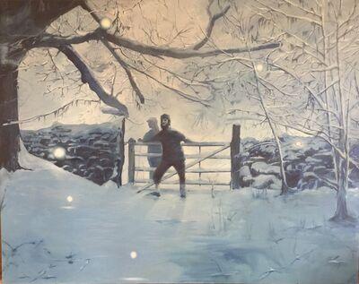 Damien Cadio, 'Snowing 2', 2006