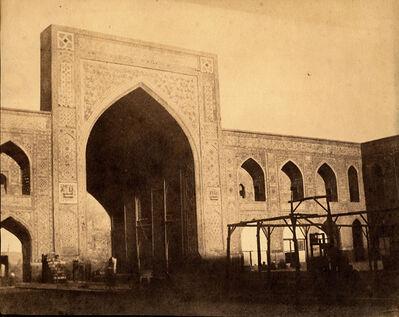 Antonio Giannuzzi, 'Goher Shah Mosque, Mashhad, Iran', 1858-59