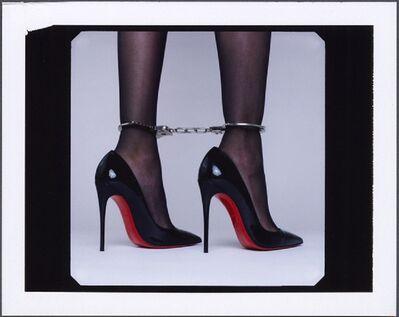 Tyler Shields, 'High Heel Handcuffs', 2020