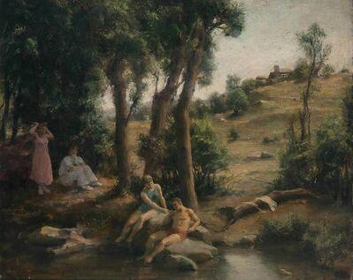 John Koch, 'Bathers'
