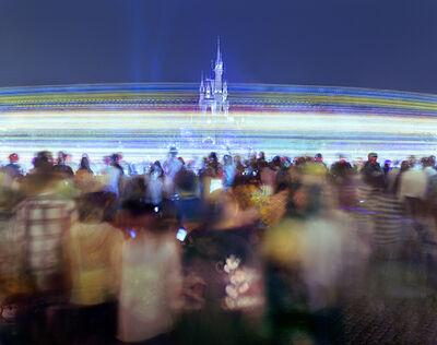 Matthew Pillsbury, 'Tokyo Disneyland Electrical Parade (TV14630)', 2014