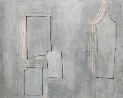 Carla Grunauer, 'serie memoria montajista', 2018