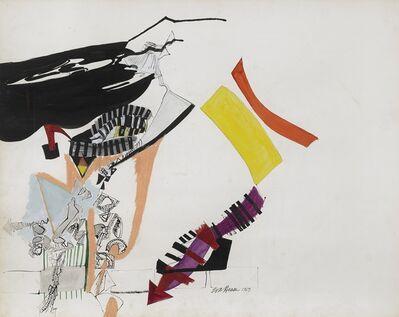 Eva Hesse, 'Untitled', 1963