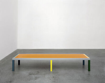 Liam Gillick, 'Multiplied Discussion Structure', 2007