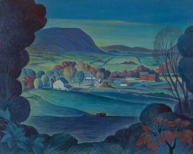 Dale Nichols, 'Country Charm', 1943