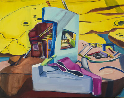 Medrie MacPhee, 'Bait and Switch Study', 2005