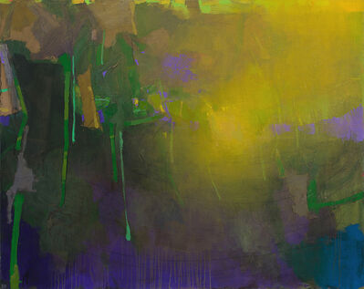 Brian Rutenberg, 'TWIST', 2014