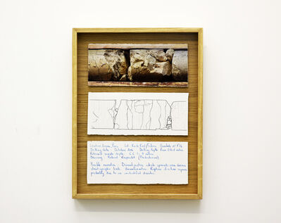 Joana Hadjithomas and Khalil Joreige, 'Trilogies: Louvre 9 (6.6 - 7m)', 2018