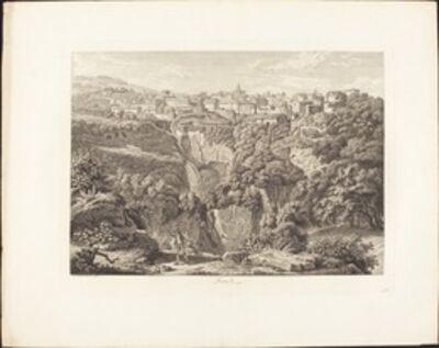 Albert Christoph Dies, 'Tivoli', 1793