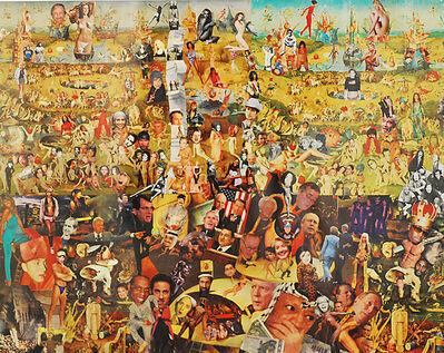 Martin Cohen, 'Celebrity Heaven, Political Hell #2', 2003