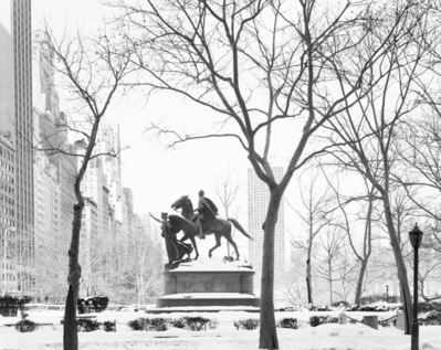 Philip Trager, 'Grand Army Plaza', 1981